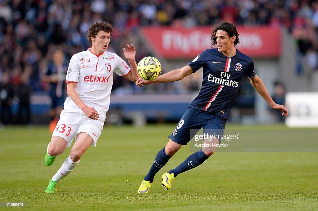 Nhận định bóng đá PSG vs Lille