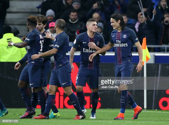 Olympique Lyonnais v Paris Saint-Germain - Ligue 1 : News Photo