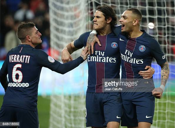 Paris Saint-Germain v AS Nancy-Lorraine - Ligue 1 : News Photo