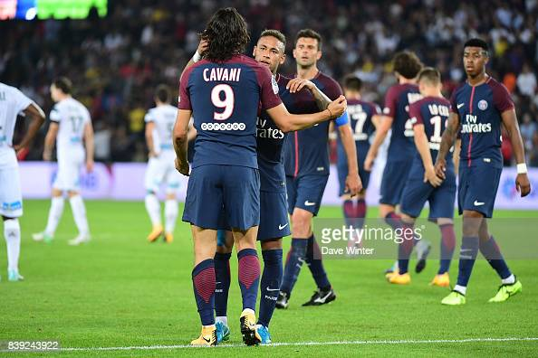 Paris Saint Germain v AS Saint-Etienne - Ligue 1 : News Photo