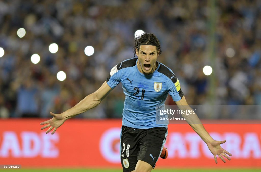 Uruguay v Brazil - FIFA 2018 World Cup Qualifiers