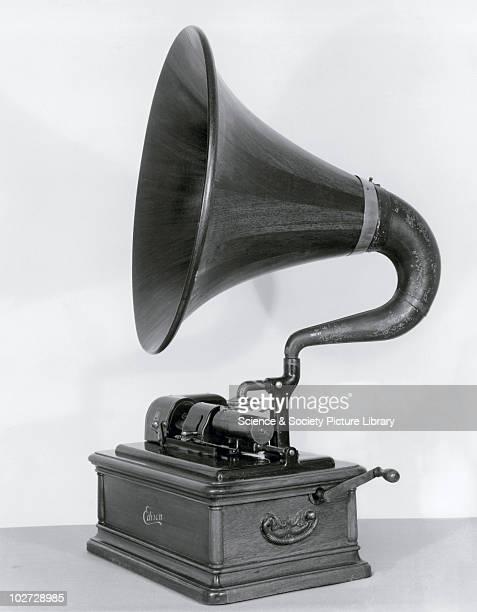 Edison Concert phonograph 1913 Edison 'Concert' phonograph 1913 Made by Edison 1913