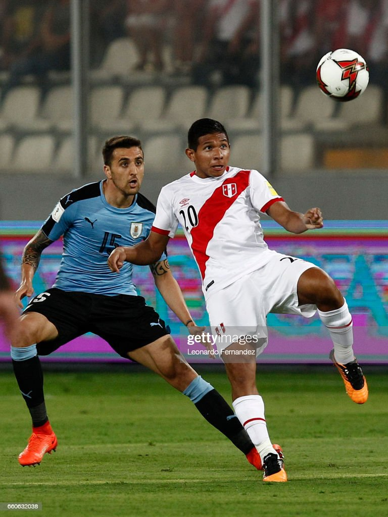 Peru v Uruguay - FIFA 2018 World Cup Qualifiers