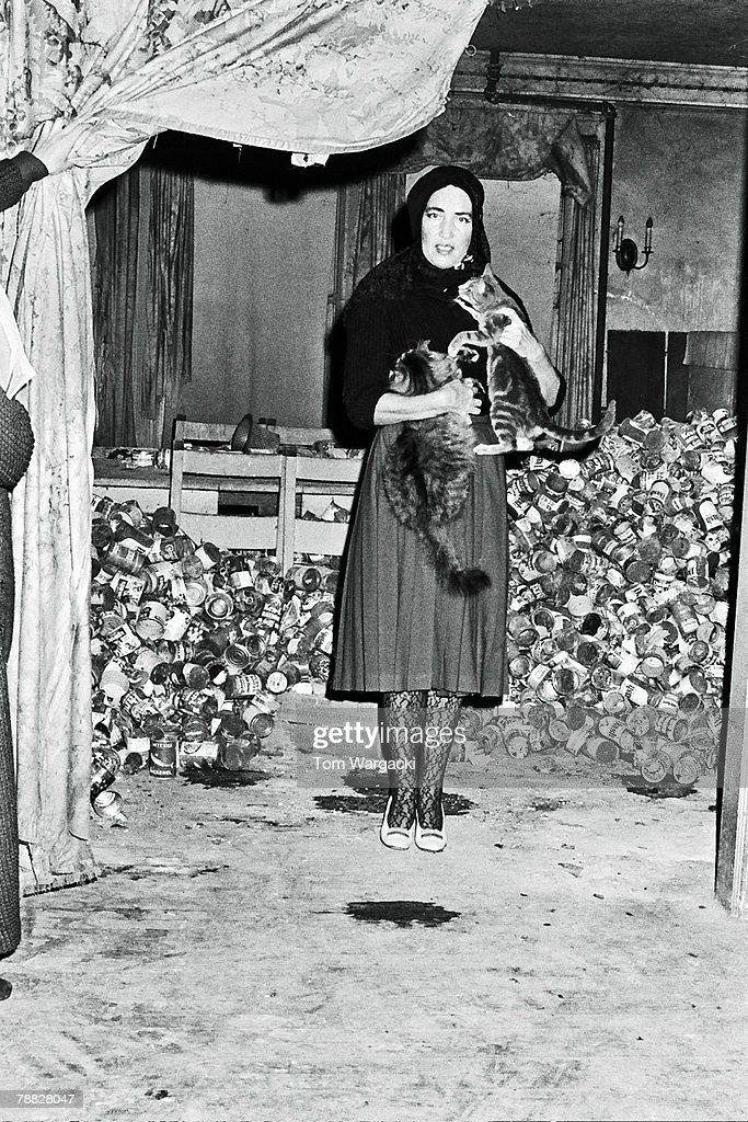 Edith bouvier beale getty images - Edith bouvier beale grey gardens ...