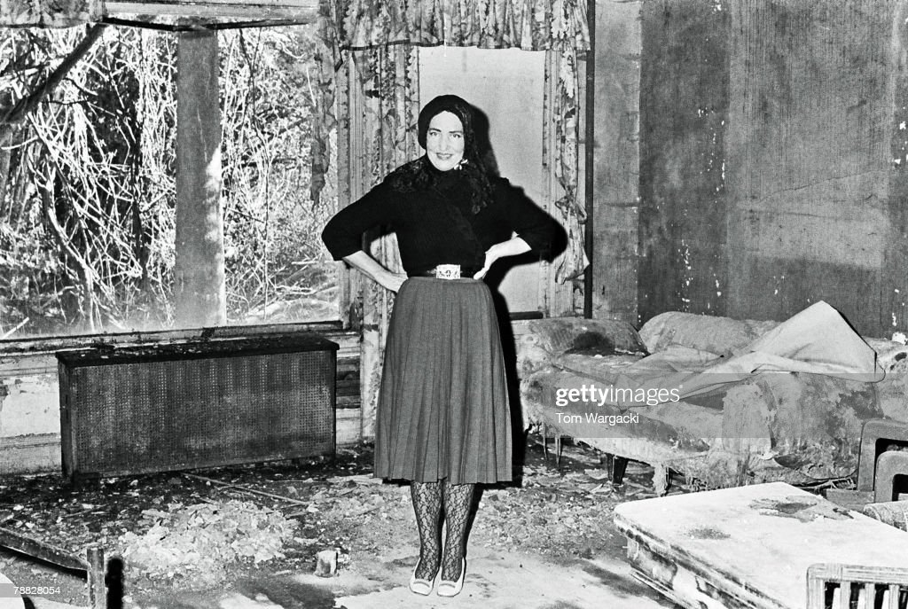 Edith bouvier first cousin of jackie onassis beale at - Edith bouvier beale grey gardens ...