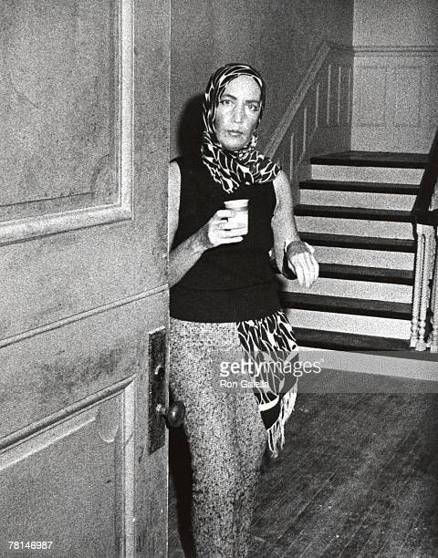 Grey gardens stock photos and pictures getty images - Edith bouvier beale grey gardens ...