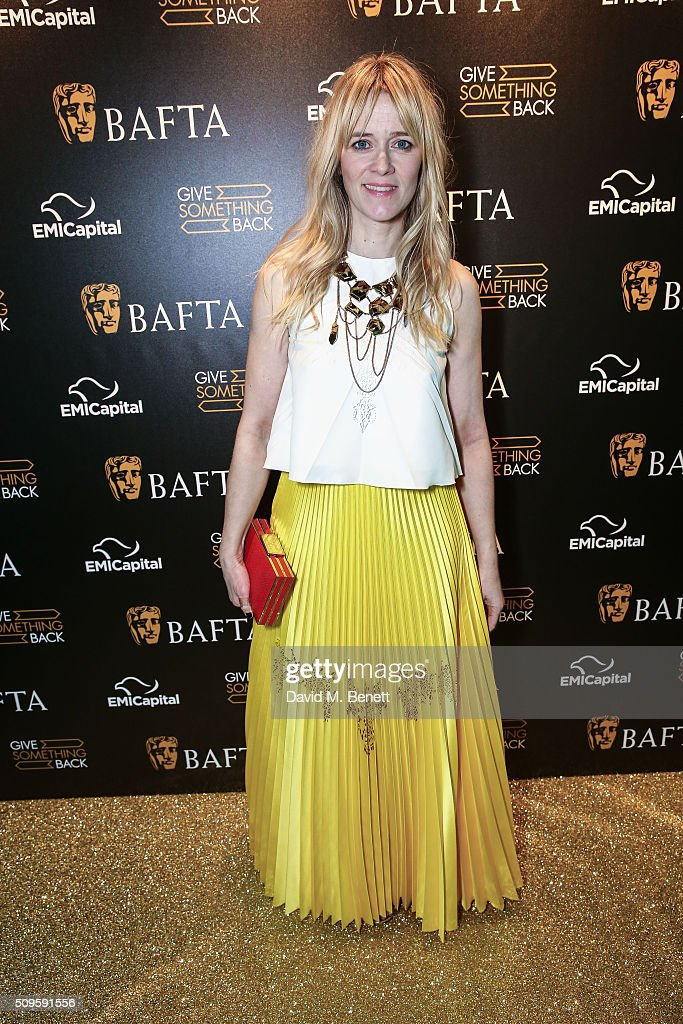 Edith Bowman attends the BAFTA Film Gala in aid of the 'Give Something Back' campaign at BAFTA Piccadilly on February 11, 2016 in London, England.