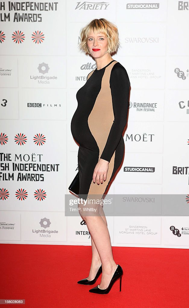 Edith Bowman attends the British Independent Film Awards at Old Billingsgate Market on December 9, 2012 in London, England.