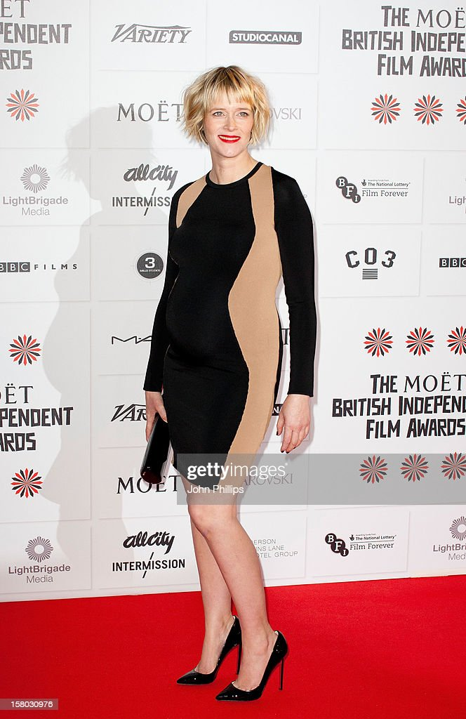 Edith Bowman attends the British Independent Film Awards>> at Old Billingsgate Market on December 9, 2012 in London, England.