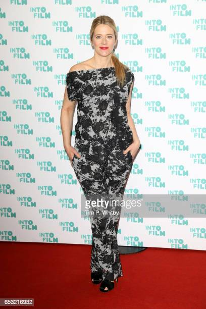 Edith Bowman attends the Into Film Awards on March 14 2017 in London United Kingdom