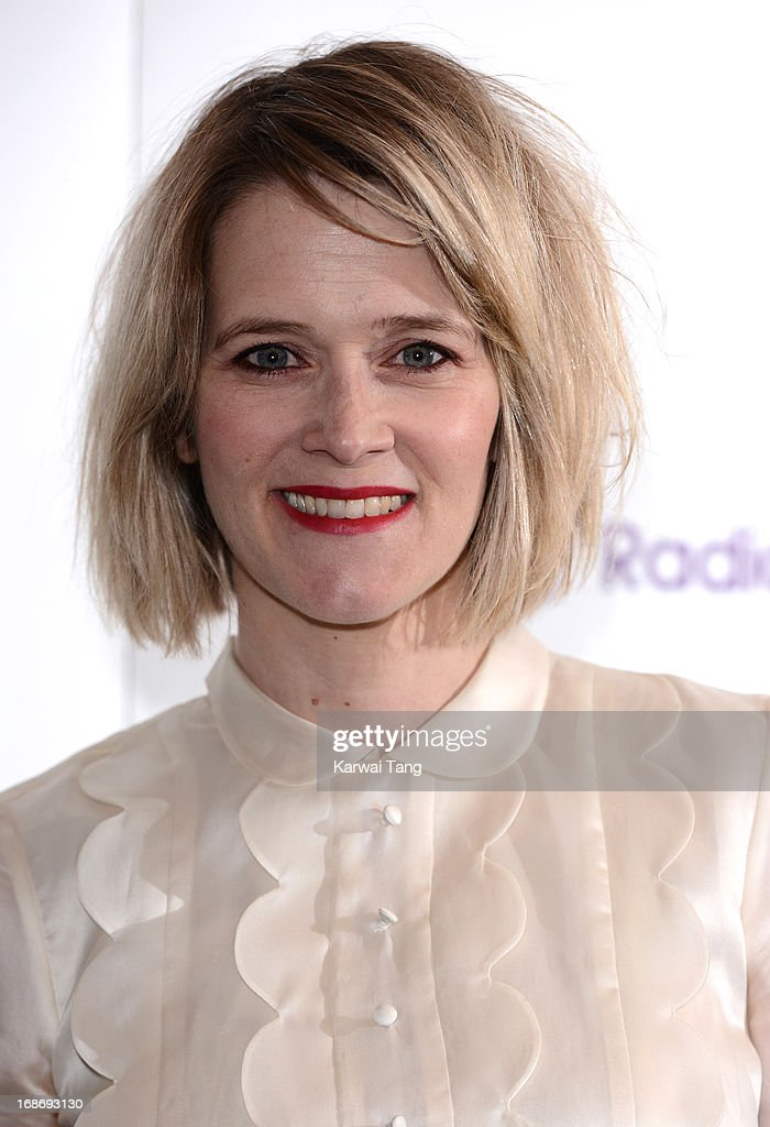 Edith Bowman attends the Sony Radio Academy Awards at The Grosvenor House Hotel on May 13, 2013 in London, England.