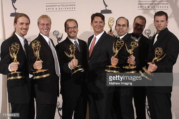 Editing team from 'The Amazing Race' winners Outstanding Picture Editing For Nonfiction Programming