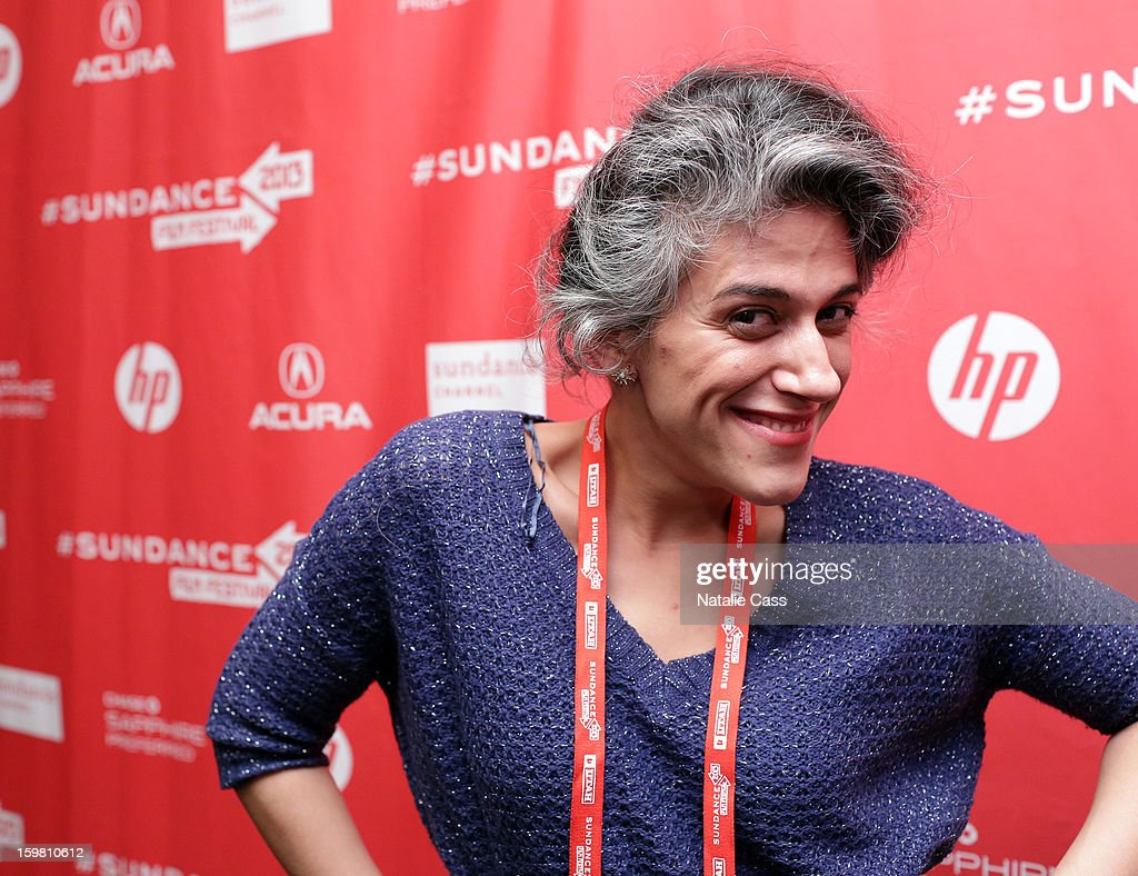 Editor Anoosh Tertzakian attends the '99% - The Occupy Wall Street Collaborative Film' premiere at Egyptian Theatre during the 2013 Sundance Film Festival on January 20, 2013 in Park City, Utah.