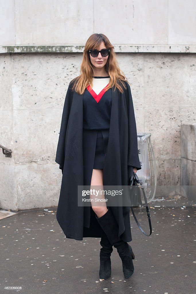 where to buy hermes bags online - Street Style - Day 2 - Paris Fashion Week : Haute Couture S ...