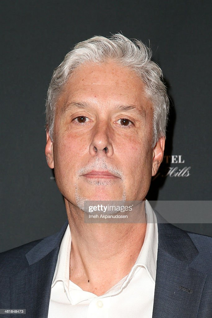 Editor <a gi-track='captionPersonalityLinkClicked' href=/galleries/search?phrase=Christopher+Rouse&family=editorial&specificpeople=4159557 ng-click='$event.stopPropagation()'>Christopher Rouse</a> attends the BAFTA LA 2014 Awards Season Tea Party at the Four Seasons Hotel Los Angeles at Beverly Hills on January 11, 2014 in Beverly Hills, California.