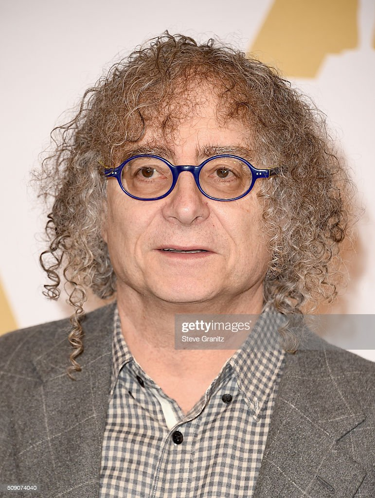 Editor Hank Corwin attends the 88th Annual Academy Awards nominee luncheon on February 8, 2016 in Beverly Hills, California.