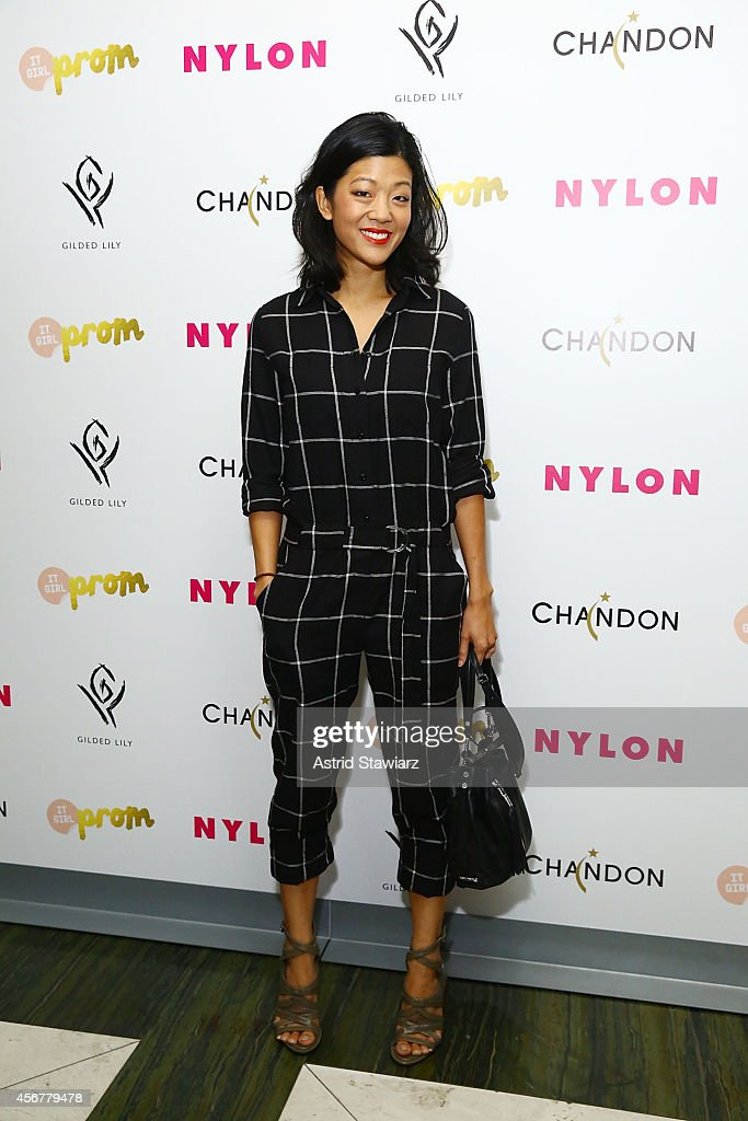 NYLON Magazine's IT Girl Prom