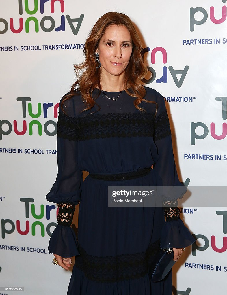 Editor in chief, Manhattan magazine Cristina Cuomo attends Turnaround for Children 4th Annual Impact Awards Gala at The Plaza Hotel on April 30, 2013 in New York City.