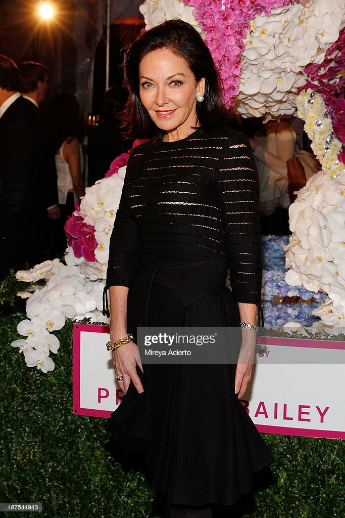 Editor in Chief of Architectural Digest <a gi-track='captionPersonalityLinkClicked' href=/galleries/search?phrase=Margaret+Russell&family=editorial&specificpeople=221550 ng-click='$event.stopPropagation()'>Margaret Russell</a> attends 42nd Annual Kips Bay Decorator Show House opening night reception at The Mansion on Madison on April 30, 2014 in New York City.
