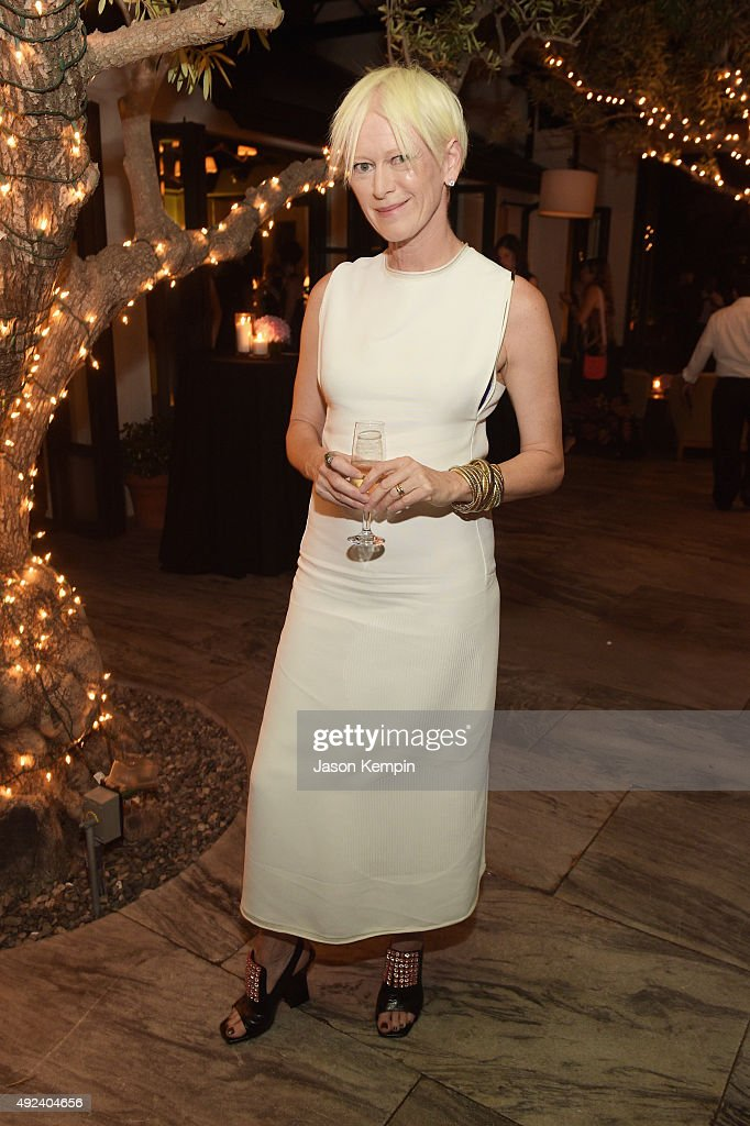 Editor in Chief of Cosmopolitan Joanna Coles attends Cosmopolitan's 50th Birthday Celebration at Ysabel on October 12 2015 in West Hollywood...