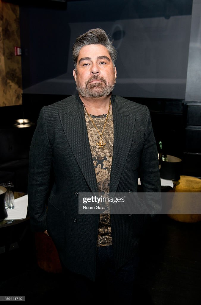 Editor in Chief of Flaunt Magazine Luis Barajas attends the Celebration of Chris Pine's cover of Flaunt Magazine at Beautique on November 22, 2014 in New York City.