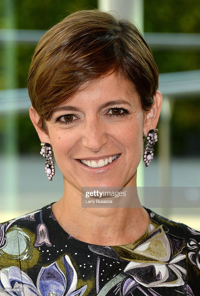 Editor in Chief of Glamour magazine Cindi Leive attends the 2014 CFDA fashion awards at Alice Tully Hall, Lincoln Center on June 2, 2014 in New York City.