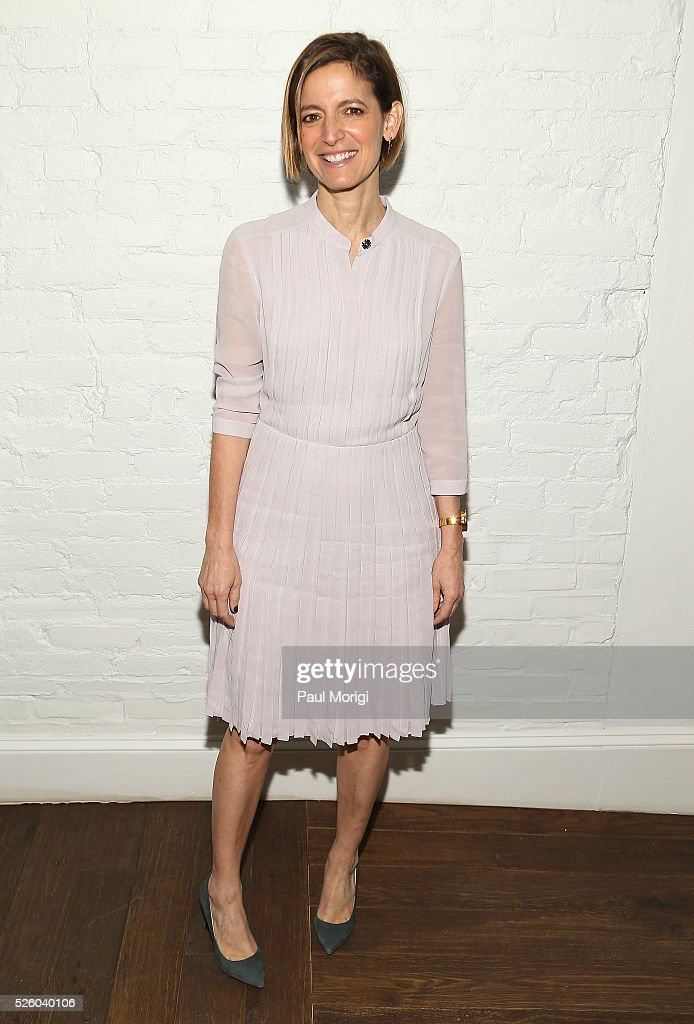Editor in Chief of Glamour magazine, Cindi Leive attends the Glamour and Facebook brunch to discuss sexism in 2016, during WHCD Weekend at Kinship on April 29, 2016 in Washington, DC.