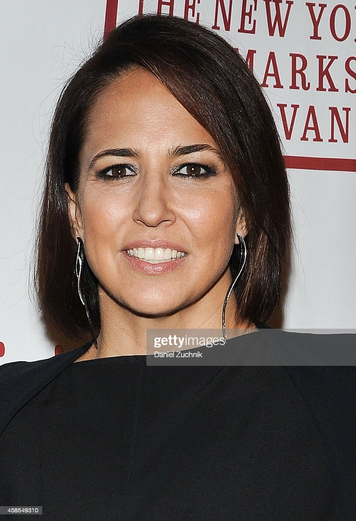 Editor in Chief of Marie Claire Anne Fulenwider attends the 21st Annual Living Landmarks Ceremony at The Plaza Hotel on November 6, 2014 in New York City.