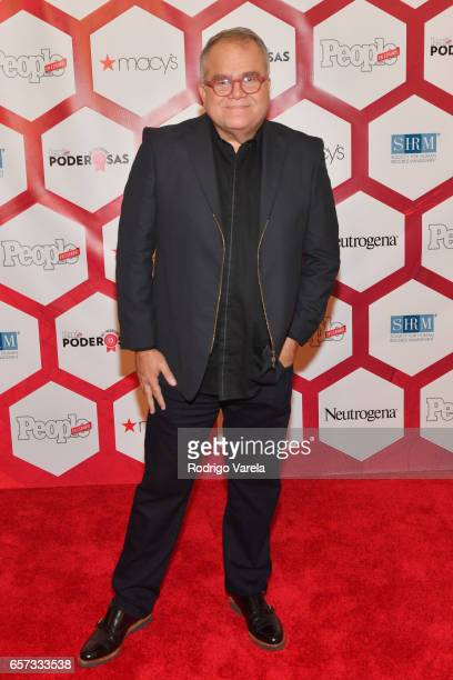 Editor in Chief of People en Espanol Armando Correa attends People En Espanol's 25 Most Powerful Women Luncheon 2017 at Hyatt Regency on March 24...