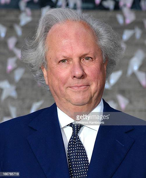 Editor in Chief of Vanity Fair Graydon Carter attends Vanity Fair Party for the 2013 Tribeca Film Festival on April 16 2013 in New York City