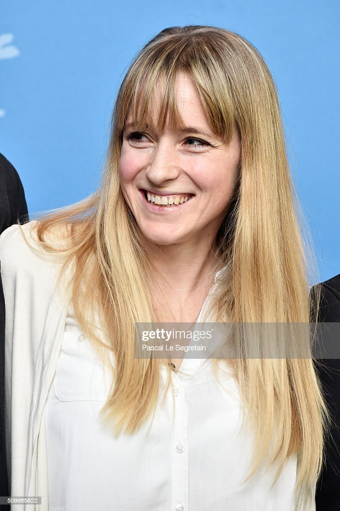 Editor Joana Scrinzi attends the 'Tomcat' (Kater) photo call during the 66th Berlinale International Film Festival Berlin at Grand Hyatt Hotel on February 13, 2016 in Berlin, Germany.