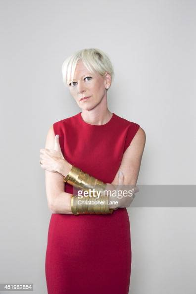 Editor Joanna Coles is photographed for Ad Age on September 16 2013 in New York City