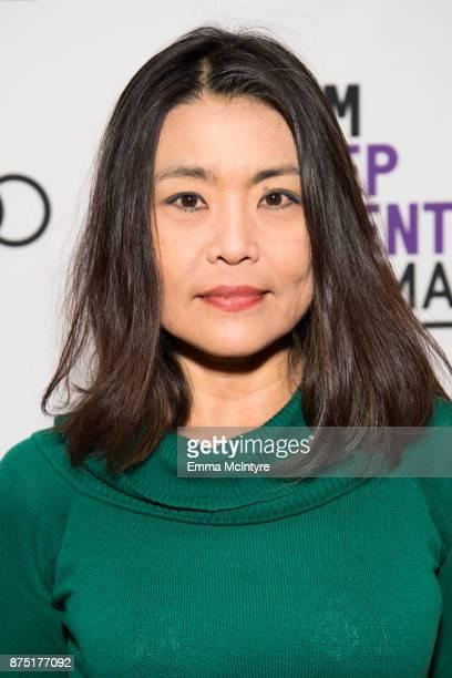 Editor Mako Kamitsuna attends 'Film Independent at LACMA presents 'Mudbound' screening And QA' at Bing Theater at LACMA on November 16 2017 in Los...