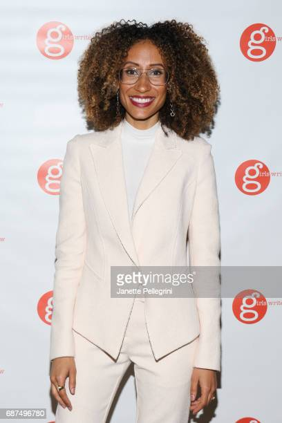 Editor of Teen Vogue Elaine Welteroth attends the Fifth Annual Girls Write Now Awards at City Winery on May 23 2017 in New York City