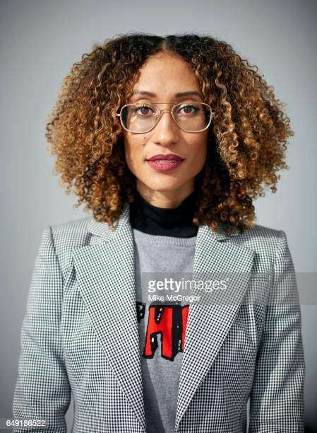 Editor of Teen Vogue Elaine Welteroth is photographed for The Guardian Magazine on February 6 2017 in New York City ON EMBARGO UNTIL MAY 25 2017