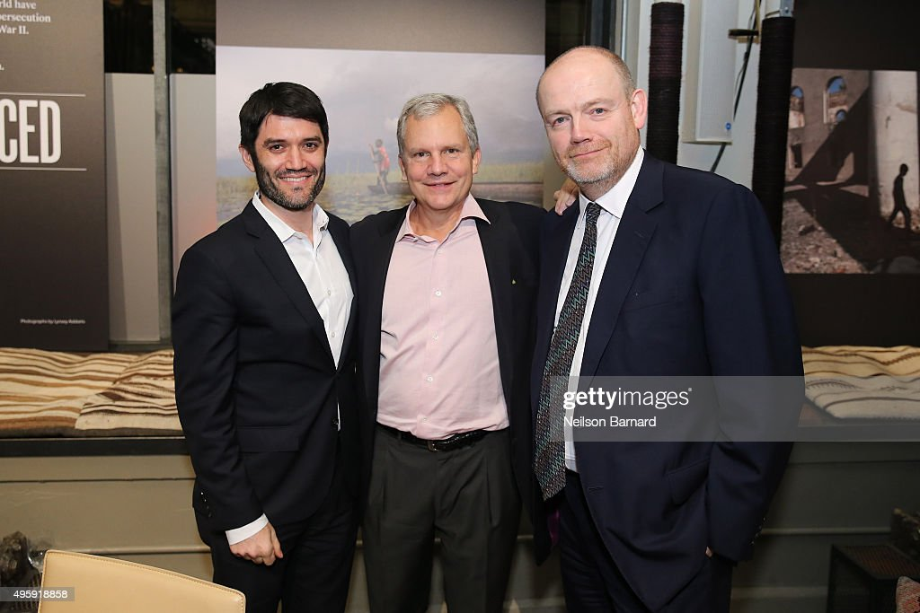 Editor of The New York Times Magazine Jake Silverstein Publisher of The New York Times Arthur Sulzberger Jr and CEO of the New York Times Company...
