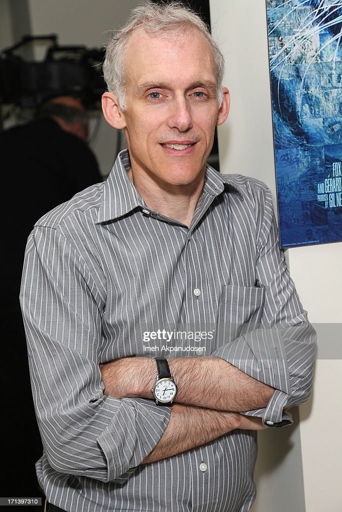 Editor Tim Squyres attends the 2nd annual Golden Portal Awards benefiting The UCLA Brain Tumor Program on June 23, 2013 in Beverly Hills, California.