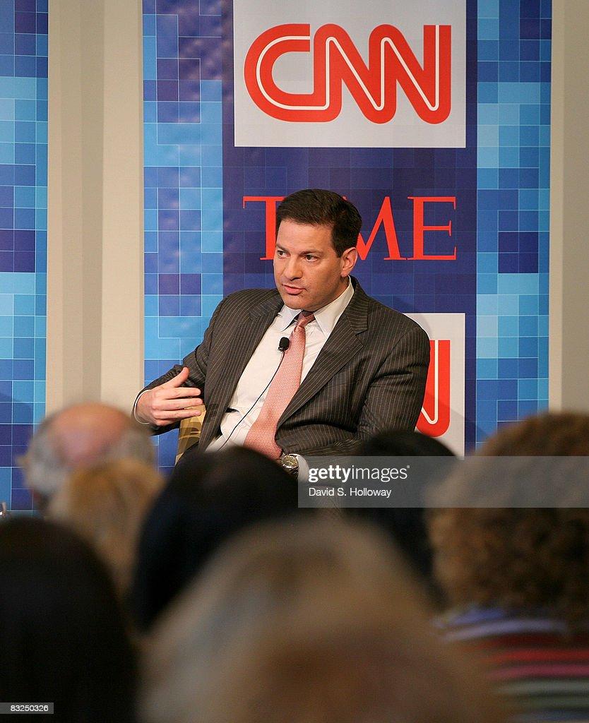 Time Warner Political Conference 2008 - Day 1