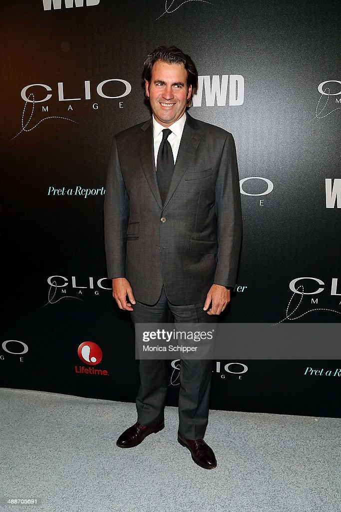 Editorial director of ADWEEK James Cooper attends the 2014 CLIO Image Awards at The Pierre Hotel on May 7, 2014 in New York City.