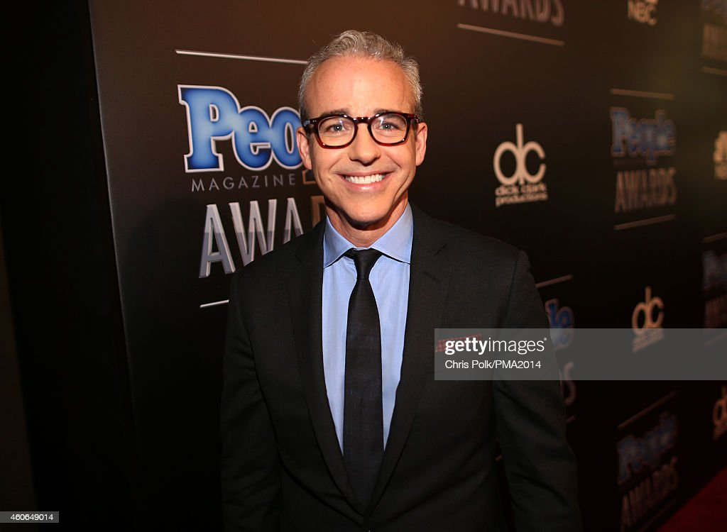 Editorial Director of PEOPLE and Entertainment Weekly Jess Cagle attends the PEOPLE Magazine Awards at The Beverly Hilton Hotel on December 18 2014...