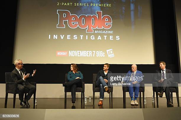 Editorial Director Time Inc Style Entertainment Group Jess Cagle Senior Editor at People Magazine Alicia Dennis Showrunner Executive Producer for...