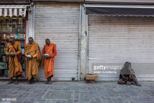 Editorial of Monks and a beggar