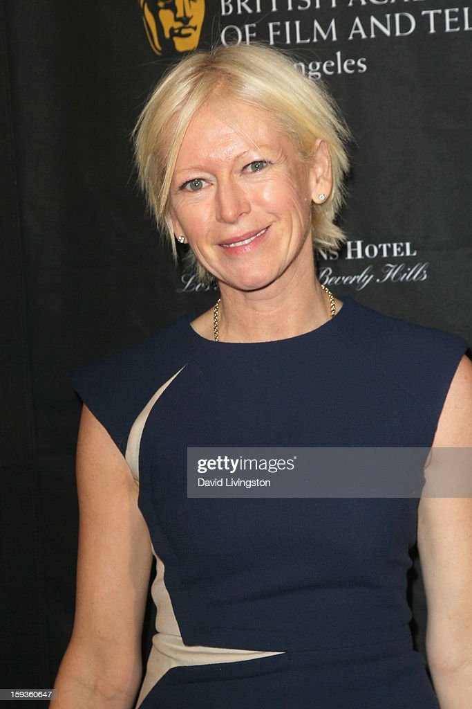 Editor-in-Chief, Cosmopolitan Magazine, Joanna Coles arrives at the BAFTA Los Angeles 2013 Awards Season Tea Party held at the Four Seasons Hotel Los Angeles on January 12, 2013 in Los Angeles, California.