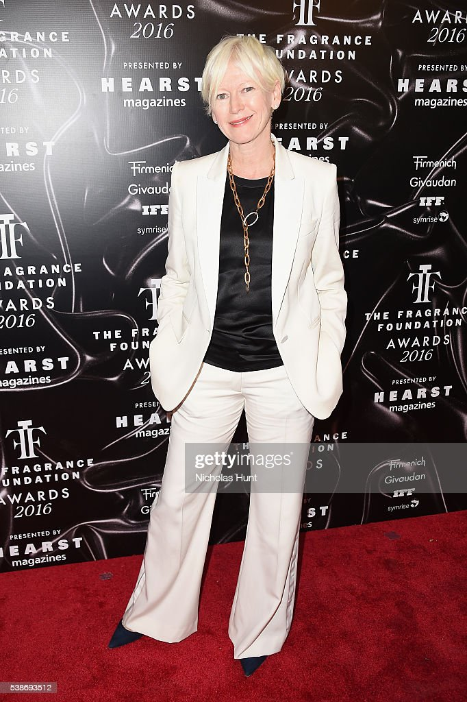 Editorinchief of Cosmopolitan Joanna Coles attends the 2016 Fragrance Foundation Awards presented by Hearst Magazines on June 7 2016 in New York City