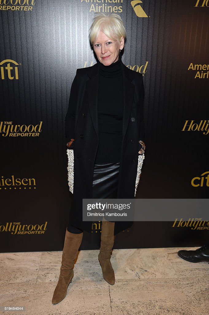 Editorinchief of Cosmopolitan Joanna Coles attends The Hollywood Reporter's 5th Annual 35 Most Powerful People in New York Media on April 6 2016 in...
