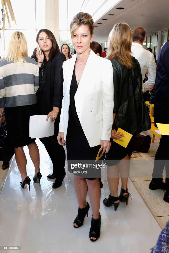 Tory Burch - Front Row - Spring 2013 Mercedes-Benz Fashion Week