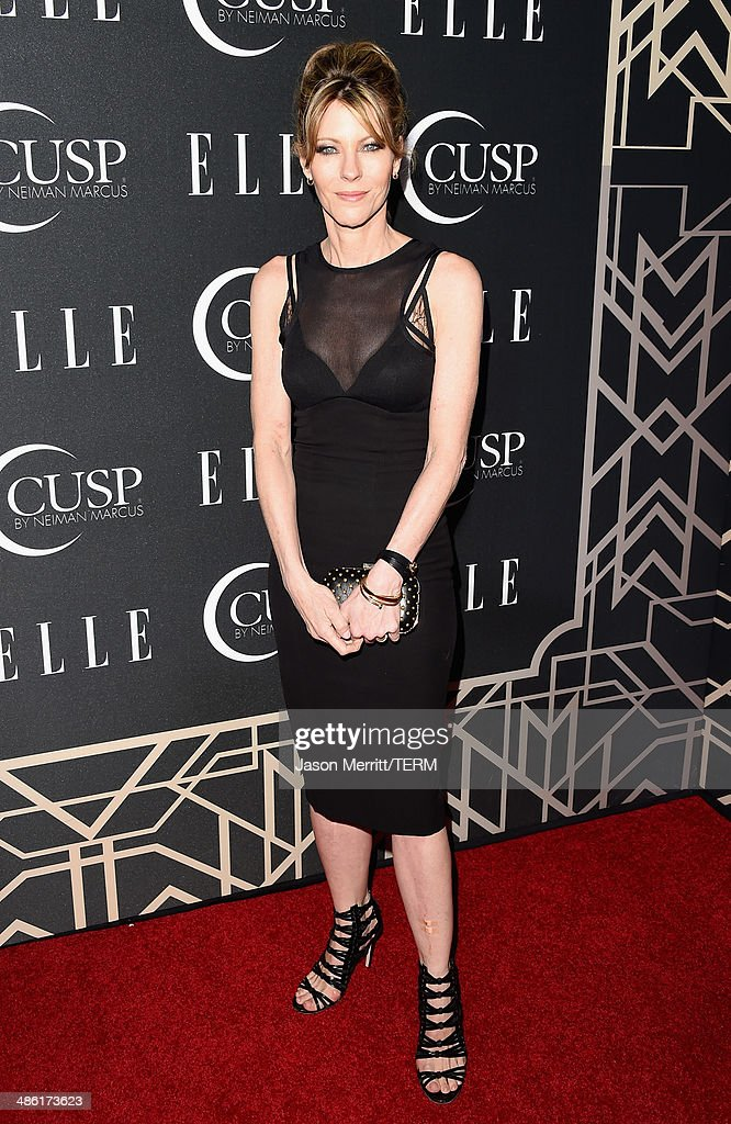 Editor-in-Chief of ELLE Robbie Myers attends the 5th Annual ELLE Women in Music Celebration presented by CUSP by Neiman Marcus. Hosted by ELLE Editor-in-Chief Robbie Myers with performances by Sarah McLachlan, Angel Haze and Betty Who, with special DJ set by Rumer Willis at Avalon on April 22, 2014 in Hollywood, California.