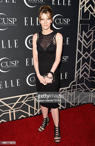 EditorinChief of ELLE Robbie Myers attends the 5th Annual ELLE Women in Music Celebration presented by CUSP by Neiman Marcus Hosted by ELLE...