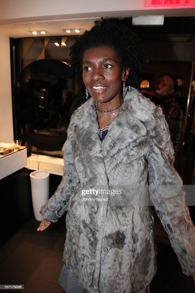Editor-in-Chief of Essence Magazine Constance C.R. White attends the Reserv Concierge & Diptyque holiday shopping party at the Diptyque Store on November 29, 2012 in New York City.