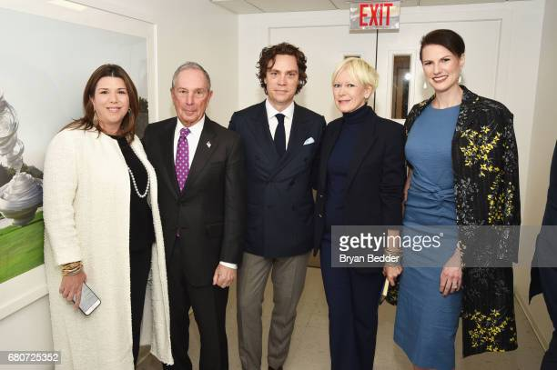 EditorinChief of Town Country Stellene Volandes CEO of Bloomberg LP Michael Bloomberg EditorinChief of Esquire Jay Fielden Chief Content Officer for...